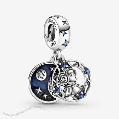 Pandora Saldi Guerre Stellari Princess Leia Double Dangle Charm Promozioni